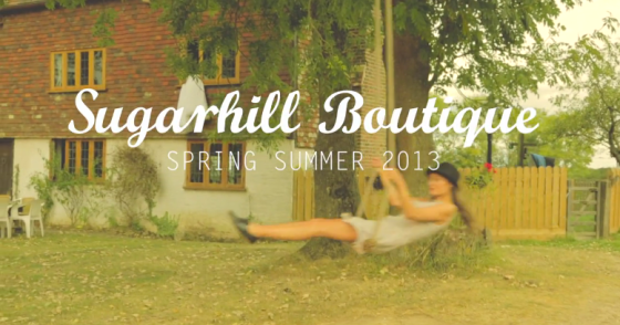 Sugarhill spring 2013 video